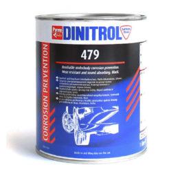 Антикоррозионный материал Dinitrol 479 купить в Екатеринбурге жидкий подкрылок