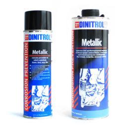 Dinitrol Metallic антикоррозионный состав для днища